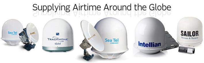 Supplying Airtime/Broadband around the globe